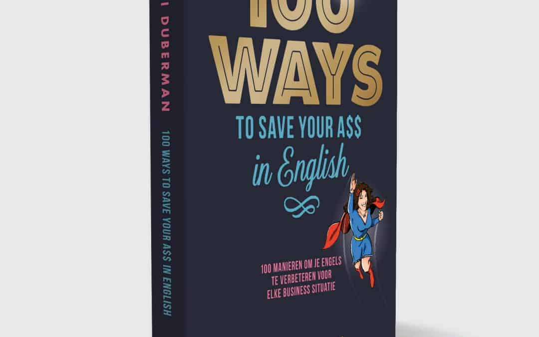 Win my latest book and let me save your ass in English!