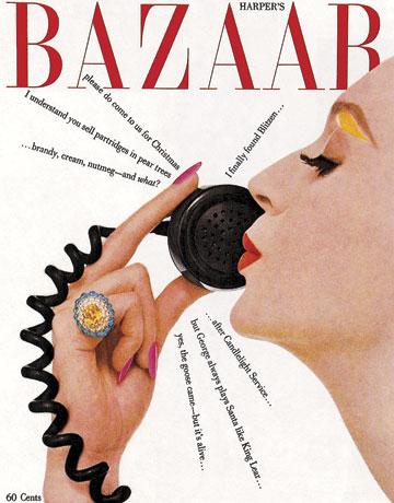 My tips and tricks in Harper's Bazaar!