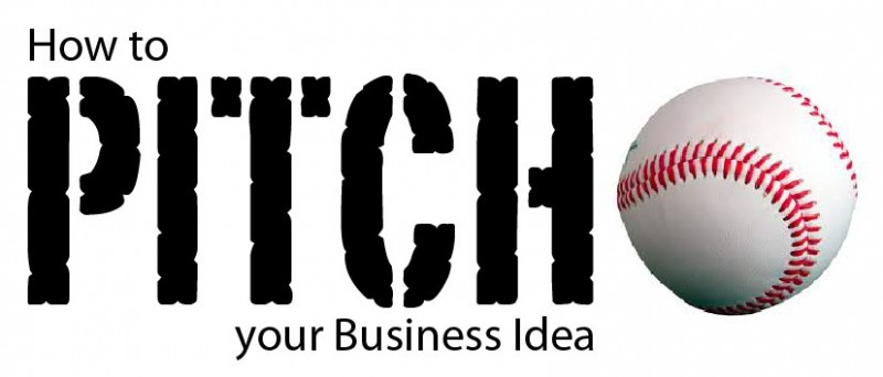 Batter Up! (Or '5 Tips On How To Pitch Like A Winner'.)