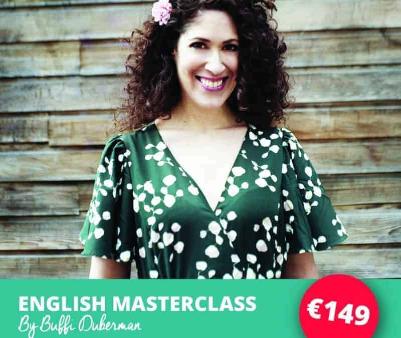 Rock Your Business English! Masterclass – 22 March