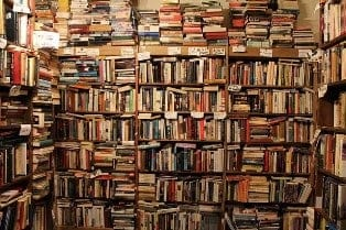 Your library is full! Let's get dusting….