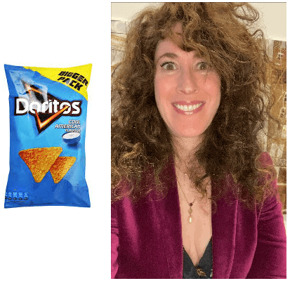 Why I said no to the Doritos (even though they were named after me)